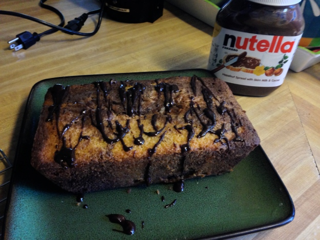 Add the Nutella!!!
