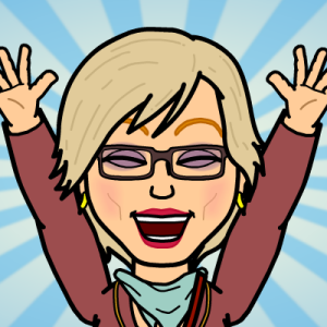 my bitstrips app pic from Facebook