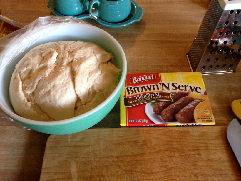 Brown and Serve Sausages