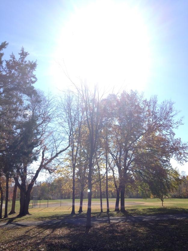 Autumn Ending