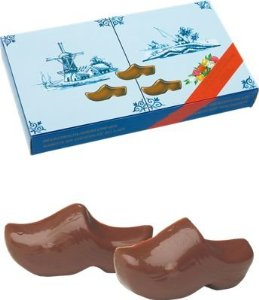 Chocolate Dutch Shoes