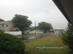 Hurricane Arthur, July 4th