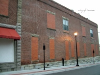 more old brick buildings