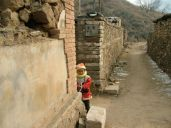 small village outside the Great Wall