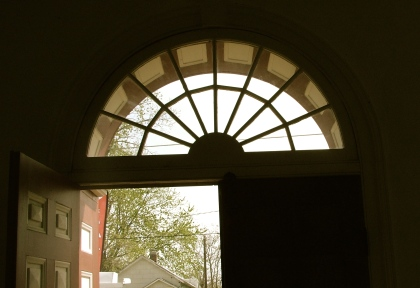 courthouse window