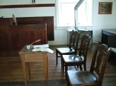 original courtroom