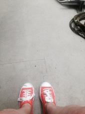 my summer sneakers