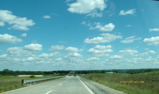 more cotton ball clouds