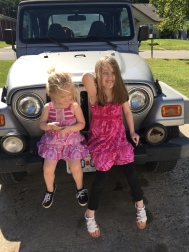 My Grand Girls