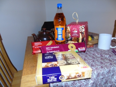 Scottish treats